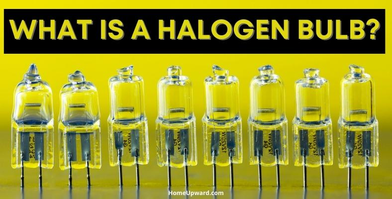 what is a halogen light bulb