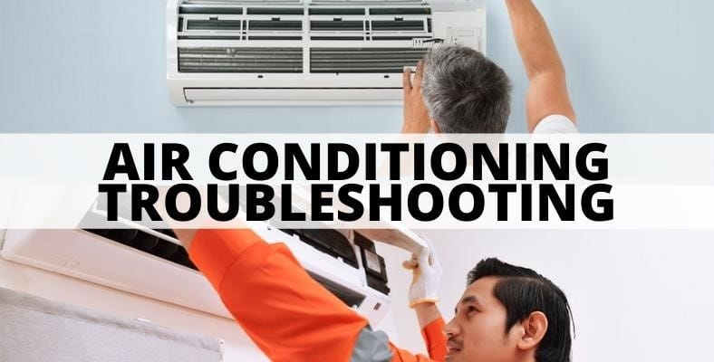 air conditioning troubleshooting