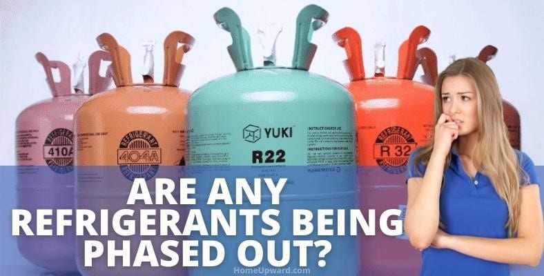 are any refrigerants being phased out