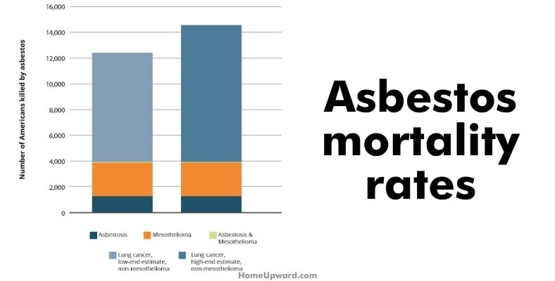 asbestos mortality rates