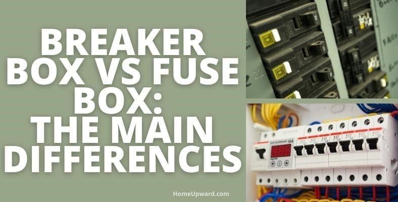 breaker box vs fuse box the main differences