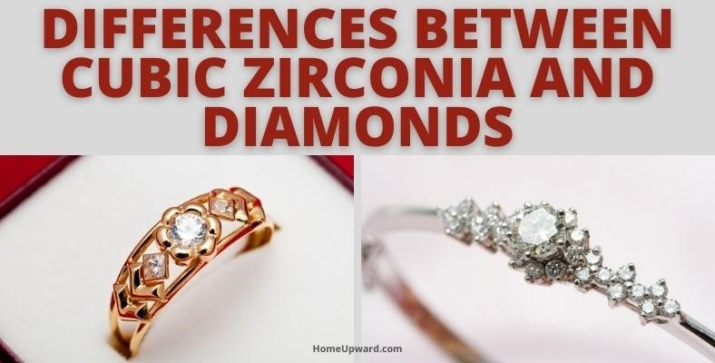 differences between cubic zirconia and diamonds