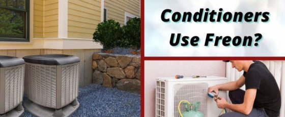 Do Home Air Conditioners Use Freon? AC Refrigerant Facts To Know
