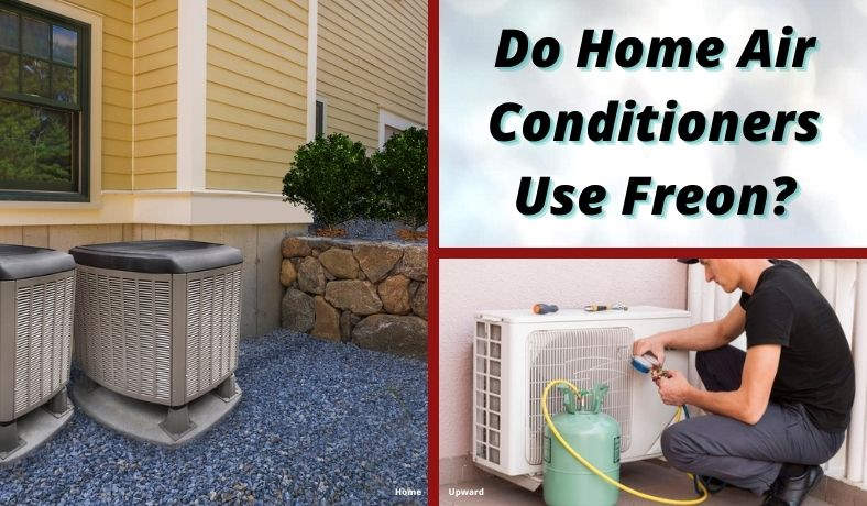 Do home air conditioners use freon featured image