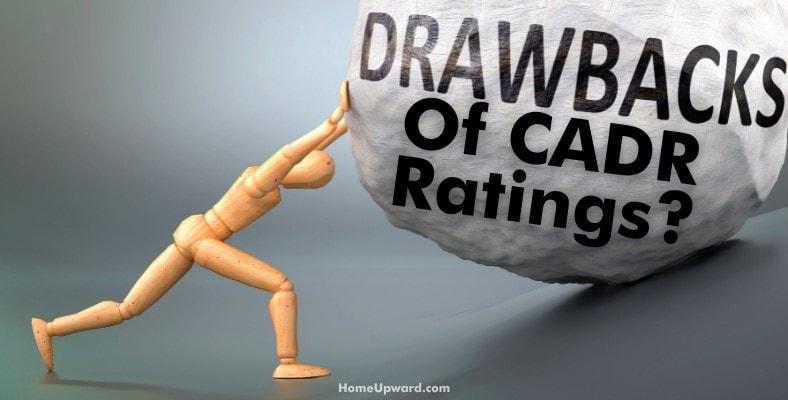 drawbacks of cadr ratings