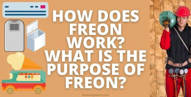 how does freon work what is the purpose of freon
