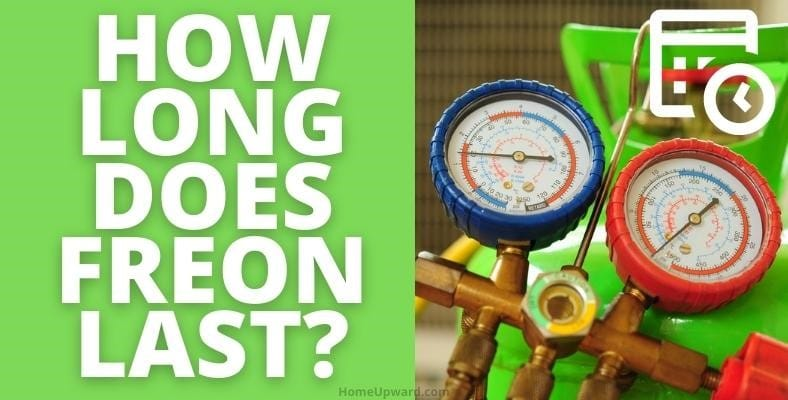 how long does freon last