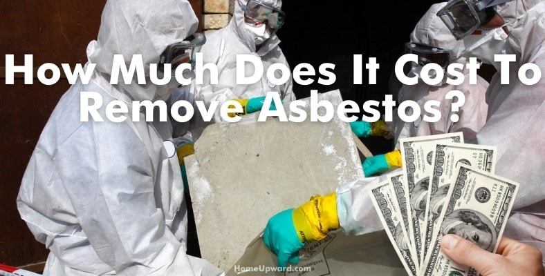 how much does it cost to remove asbestos