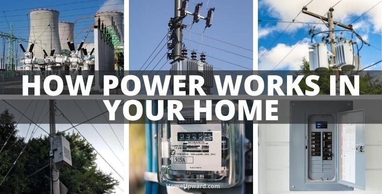 how power works in your home