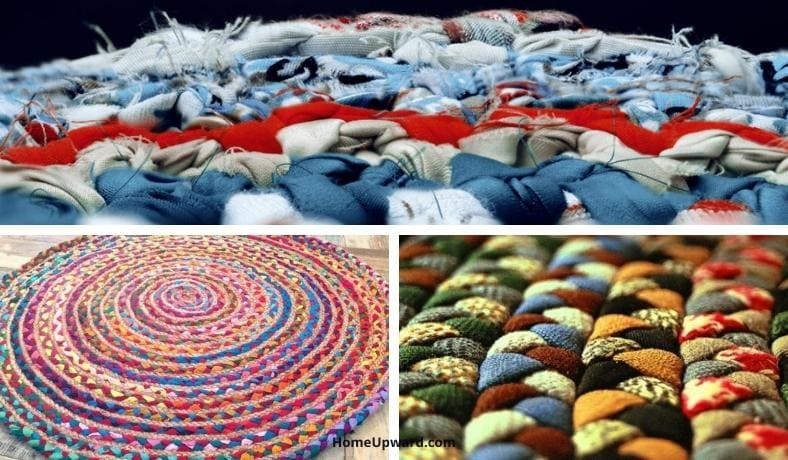 how to clean a braided rug at home featured image