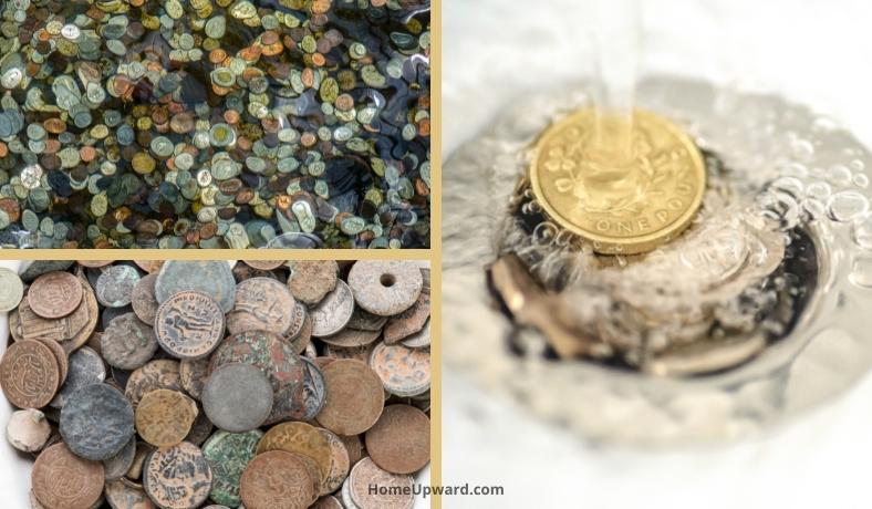 how to clean corroded coins at home featured image