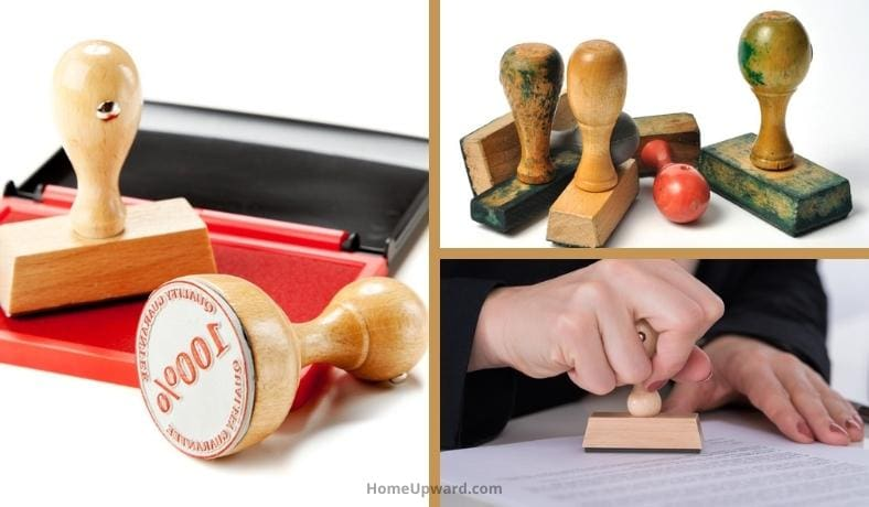 how to clean rubber stamps at home featured image