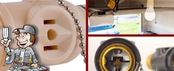 How To Convert A Light Bulb Socket To An Outlet