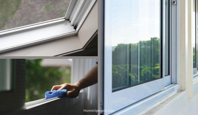 how to lubricate home window tracks featured image