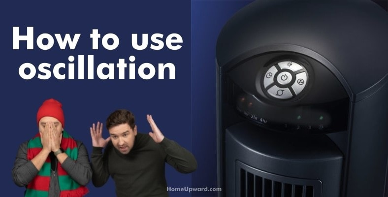 how to use oscillation