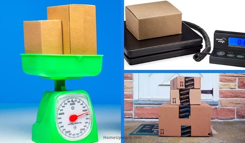 how to weigh a package at home featured image
