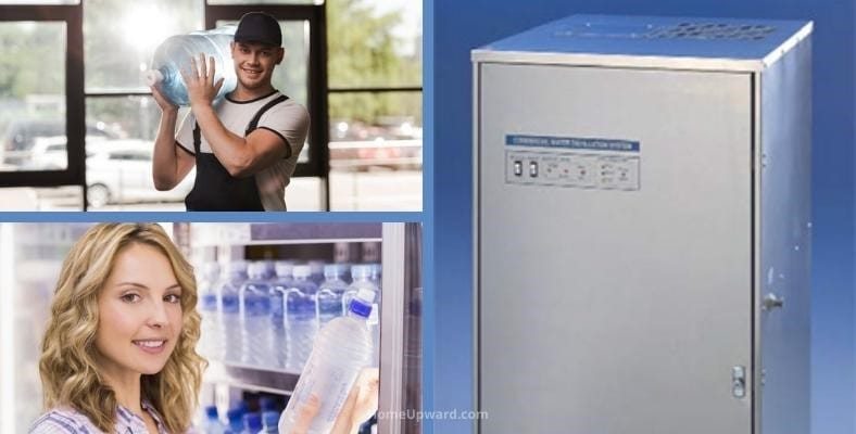 options for buying distilled drinking water