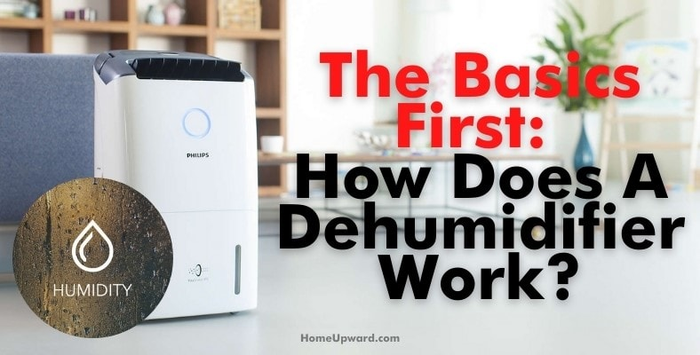 the basics first how does a dehumidifier work