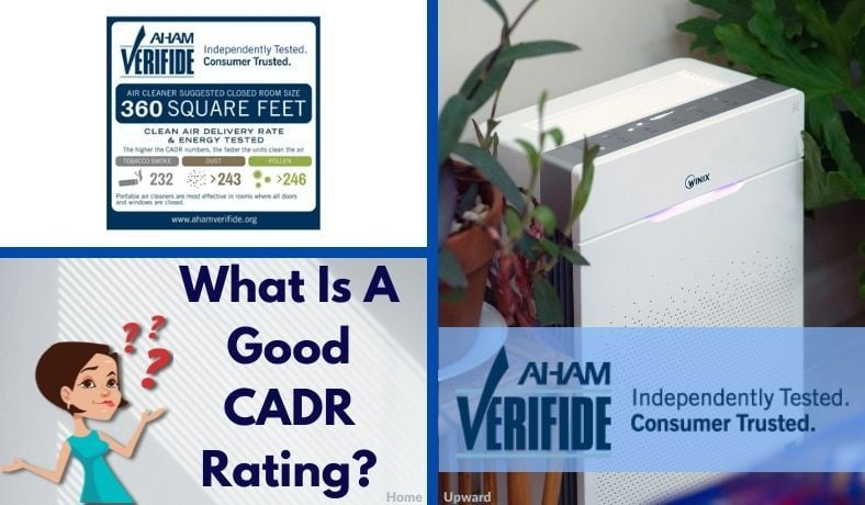 what is a good CADR rating for air purifiers featured image
