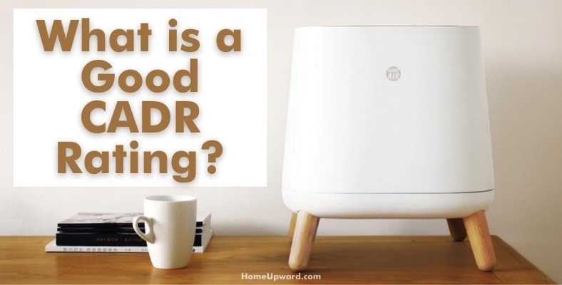 what is a good cadr rating