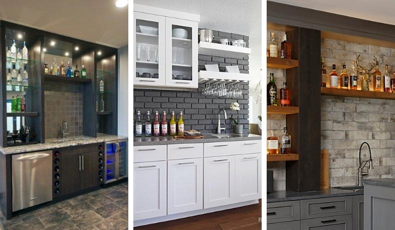 what is a wet bar in a home understanding these unique fixtures featured image