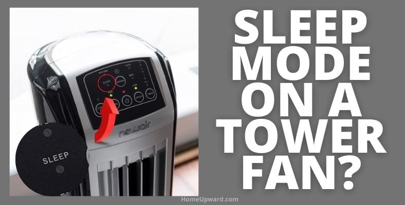 what-is-sleep-mode-on-a-tower-fan