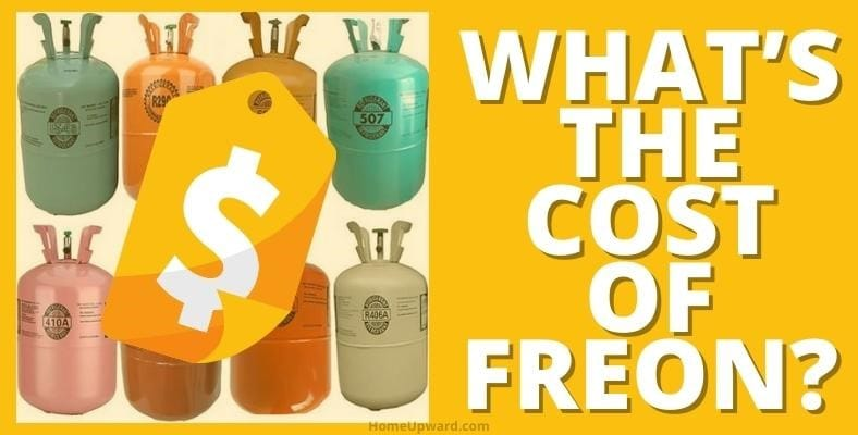 what is the cost of freon