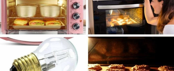 What Kind of a Light Bulb is Right for an Oven?