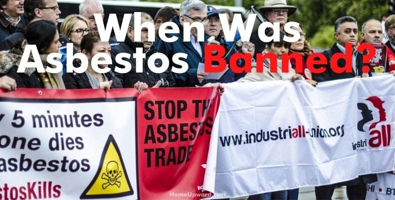 when was asbestos banned