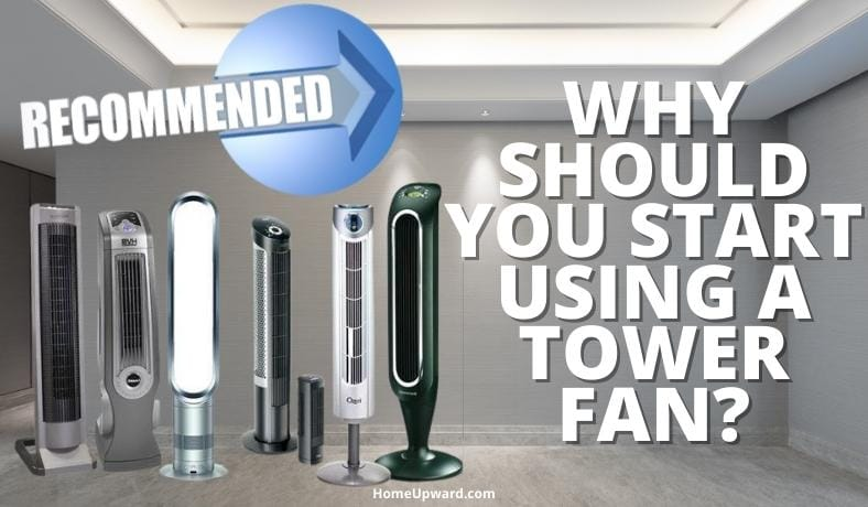 why should you use a tower fan featured image