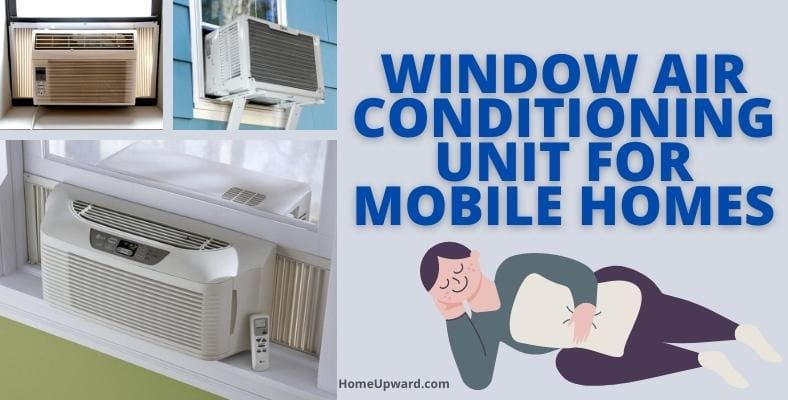 window air conditioning unit for mobile homes