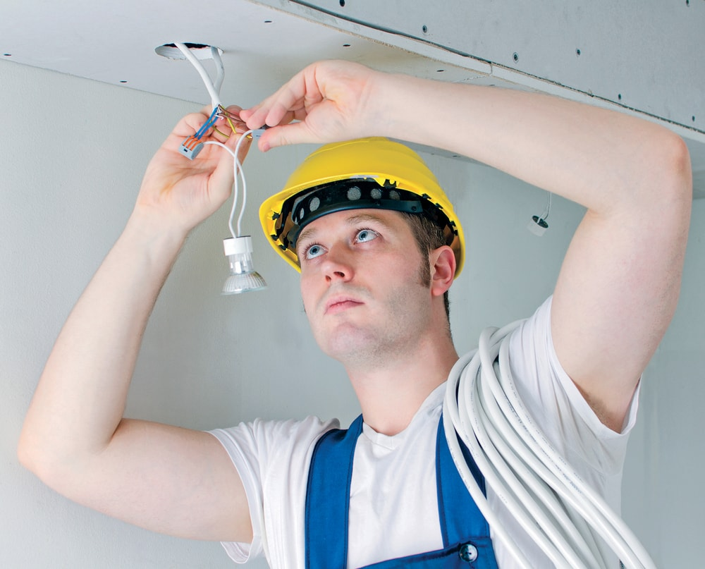 Do You Need An Electrician To Change A Light Fitting