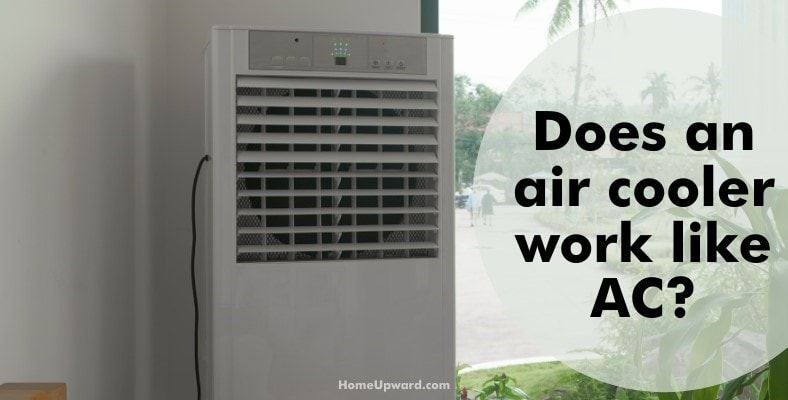 does an air cooler work like ac