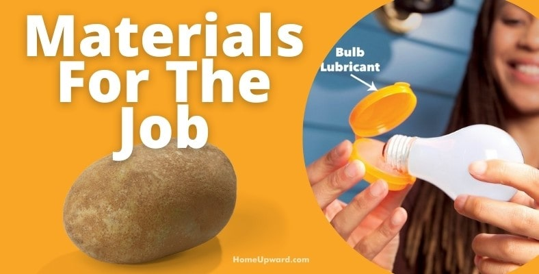 materials for the job