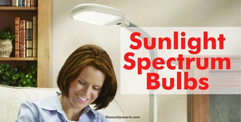 sunlight spectrum bulbs