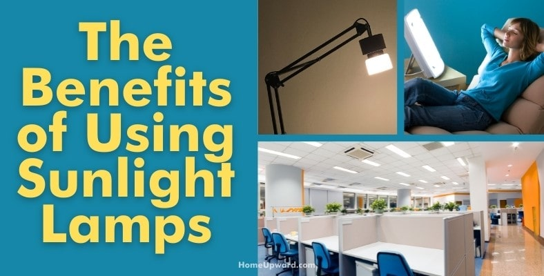 what are the benefits of using sunlight lamps