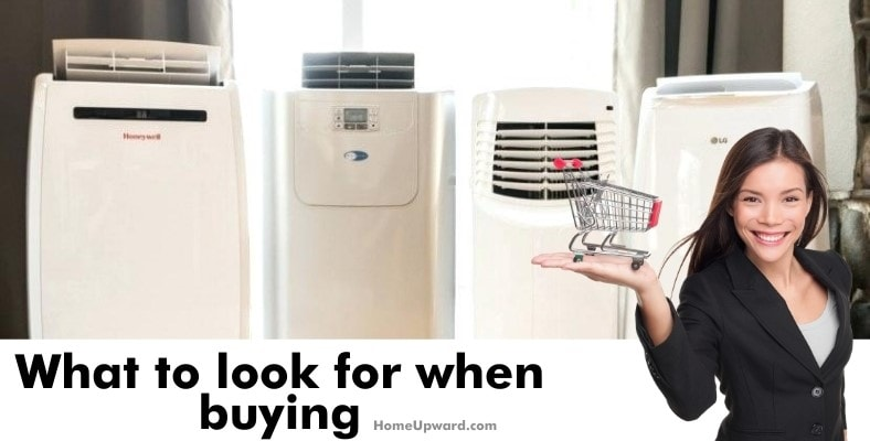what to look for when buying a portable air conditioner