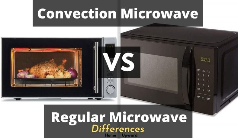 convection microwave vs standard microwave differences featured image