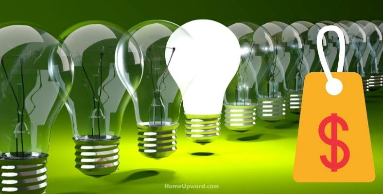 do dimmable bulbs cost more than non dimmable