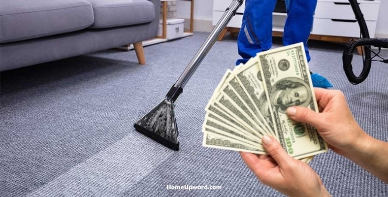 how much does carpet cleaning typically cost