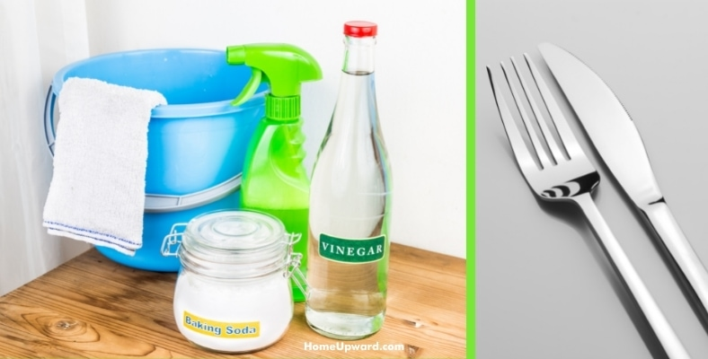 how to clean and polish stainless steel silverware