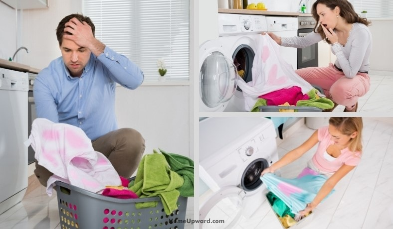 how to remove color bleed stains from clothes featured image