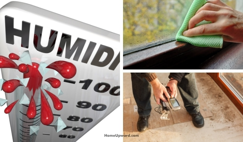 how to test humidity in your home featured image