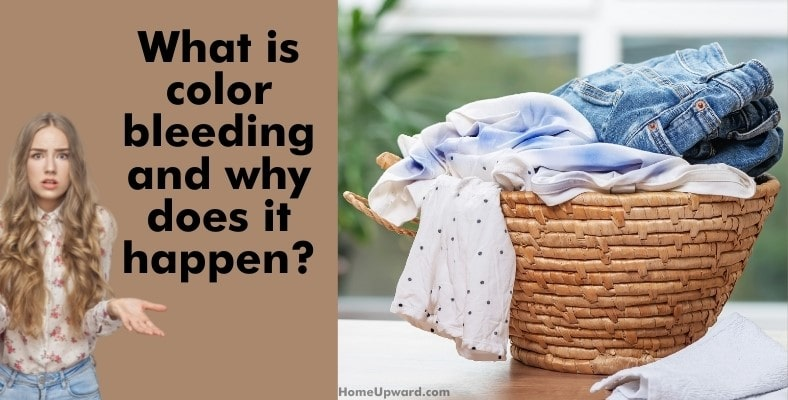 what is color bleeding and why does it happen