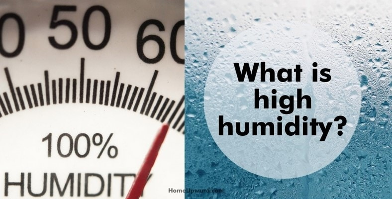 what is high humidity
