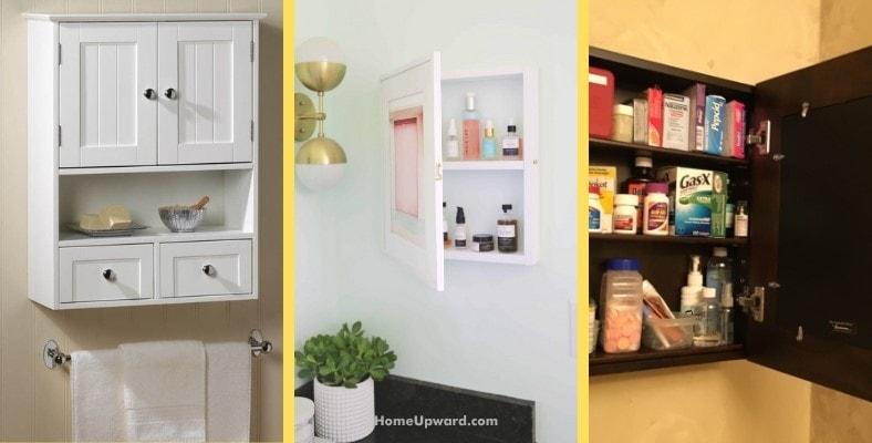 where should i put my medicine cabinet