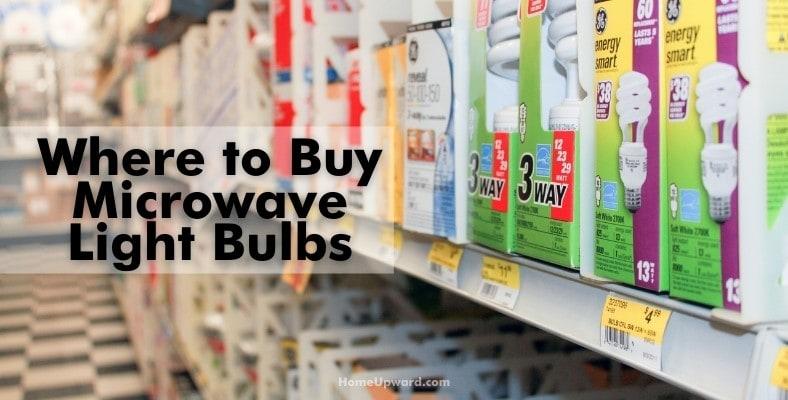 where to buy microwave light bulbs