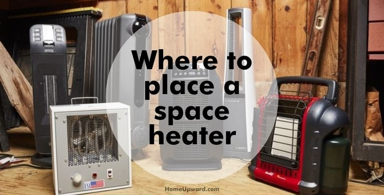 where to place a space heater