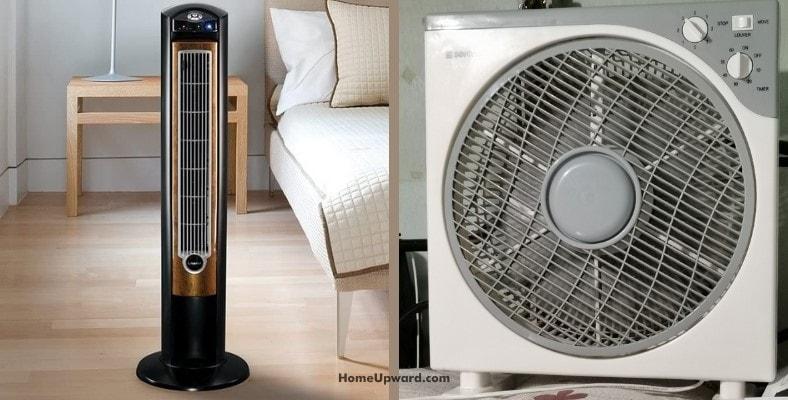 which is better: a tower fan or box fan