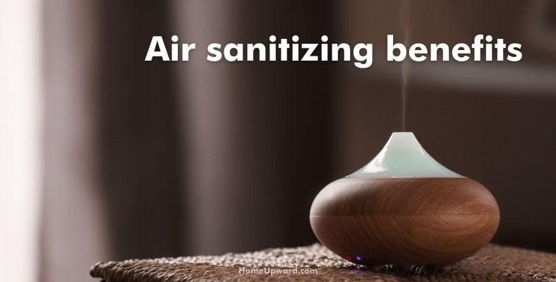 air sanitizing benefits